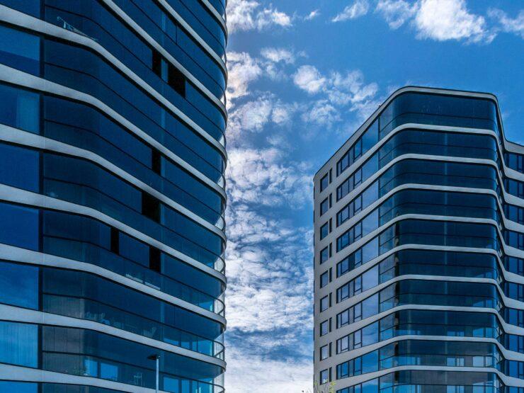 Skyline Residence – Uus korter suure terrassiga